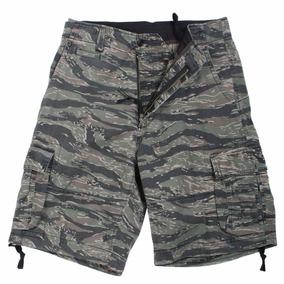 Corto Rothco Vintage Camo Infantry Utility Shorts