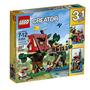 Juguete Lego Creator Kit Treehouse Aventuras De Construcci