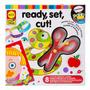 Set Manualidades Juegos Didácticos Tijera Collage Alex Toys