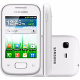 Samsung Galaxy Pocket Plus Gt S5301b C/ Nota Fiscal Vitrine