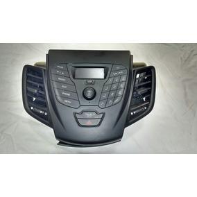 Radio Difusor Botões Ford New Fiesta 2015 Em Diante Com Usb