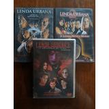 Coleção Lenda Urbana 1+2+3 Dvds Originais