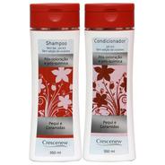 Shampoo E Condicionador Cabelo Tinto Tingido Descolorido