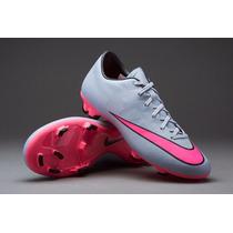 Tachones Nike Mercurial Victory V Fg Remate Zapato Futbol