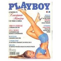 Playboy: Luciana Pereira (maio1995)