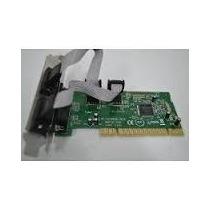 Placa Pci Express Com 2 Portas Serial 1 Paralela Lotus Mcbit