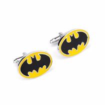 Mancuernillas Gemelos Batman Comic Dc Camisa Marvel Envio