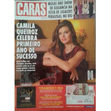 Revista Caras 1155 De 2015 - Camila Queiroz - Claudia Ohana