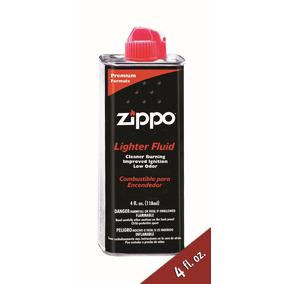 Zippo Liquido Combustible Chico Relleno De Encendedores
