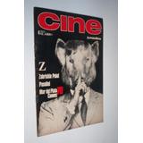 Revista Cine & Medios Nº 4 Pasolini Mar Del Plata Cannes 70