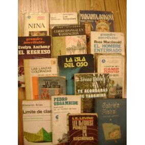 Lote De Libros De Novelas Y Cuentos Libros Remate Lote X 15
