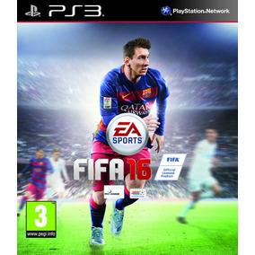 Fifa 16 Juego Ps3 Playstation 3