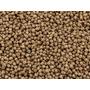 Ração P/ Peixe Tilápia, Carpa 2/3mm - 36% De Proteína - 1kg