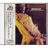 Cd Van Mccoy - Disco Baby (imp.)