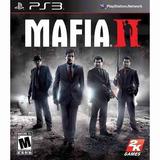 Mafia 2 Ps3 Nuevo Sellado Zona 1 Fisico Acept Mercado Pago