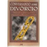 Livro Conversando Sobr Divorcio Vick Lansky