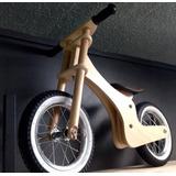 Bicicleta De Madera Para Niños Y Niñas Rin Rin Biclas