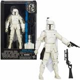 White Armor Boba Fett Prototype Black Series Star Wars Ugo