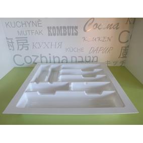 Cubiertero Organizador Plastico 44,5 X 49 - Cajon De Cocina