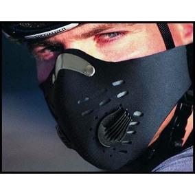 Mascara Anti Contaminación De Neopreno Con Filtro Antifaz Fu