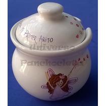 Azucarera De Cerámica/porcelana Personalizadas Pintadas