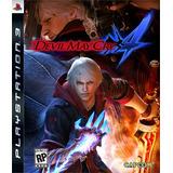 Devil May Cry 4 Ps3 Nuevo Y Sellado Fenix Games Dx