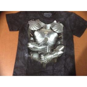 Camiseta Armadura Caballero