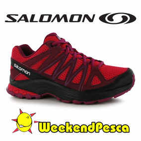 Zapatillas Salomon Xa Bondcliff Running Ultimas 37 Y 39