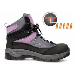 Zapato De Seg. Ind. Berrendo Tecnolight Mod. 363 P/ Dama