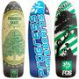 Shape De Skate Pgs Cruiser - Vários Modelos - Barato + Lixa