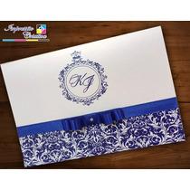 Convites R$ 1,00 Cada 15 Anos Debutante Casamento Luxo
