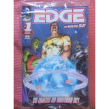 Dc Edge Coleção Completa 0-12 + Stormwatch 1 E 2 Novos 52
