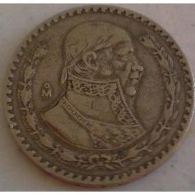 Serie 11 Monedas De 1 Un Peso Del 1957 Al 67 Plata .100