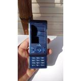 Celular W595 Sony Ericcson Azul Negro Stock