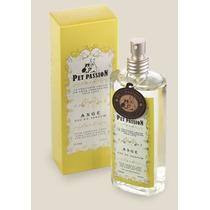 Perfume Cães Pet Passion Fragrancia De Fixação Prolongada
