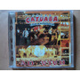 Catuaba Com Amendoim- Cd Ao Vivo- 1998- Original- Zerado!