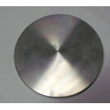 Disco Aço Inox 304 Diâmetro 12 Cm Espessura 3 Mm