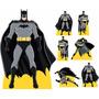 Kit 7 Festa 1 Totem 85cm E 6 Displays 25cm Decoração Batman