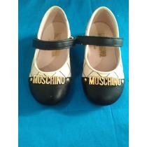 Zapatos Ballerina Moschino Para Niña La Segunda Bazar