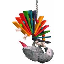 Ave Super Creaciones 14 Por 11 Pulgadas Peacock Sr. Bird Ju