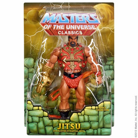Masters Of The Universe Classics Jitsu !