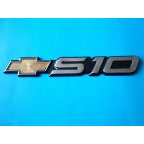 Emblema S10 Camioneta Chevrolet