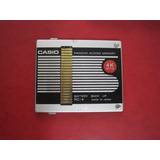 Tarjeta Memoria Ram Casio Rc4 Usada De 4k Fx720, Fx820p,pb50