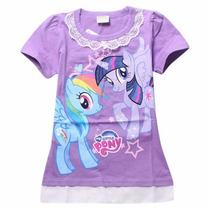 My Little Pony Preciosa Blusa Para Niña, Envío Gratis