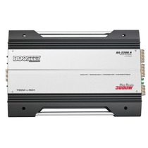 Modulo Booster Amp 4ch Ba-2200.4 Stereo 3000 Watts
