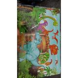 Cartel De Dinosaurios Para Cumpleaños