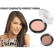 Polvo Compacto Valmy Perfect Finish Matte Maquillaje Oferta