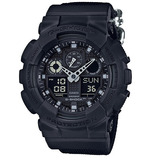 Relógio Casio G-shock Ga-100bbn 1a Military Black