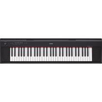 Yamaha Np-12 Negro Piano Digital Piaggero Envio Gratis