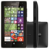 Smartphone Microsoft Lumia 532 Tela 4 8gb 5mp 3g Preto
